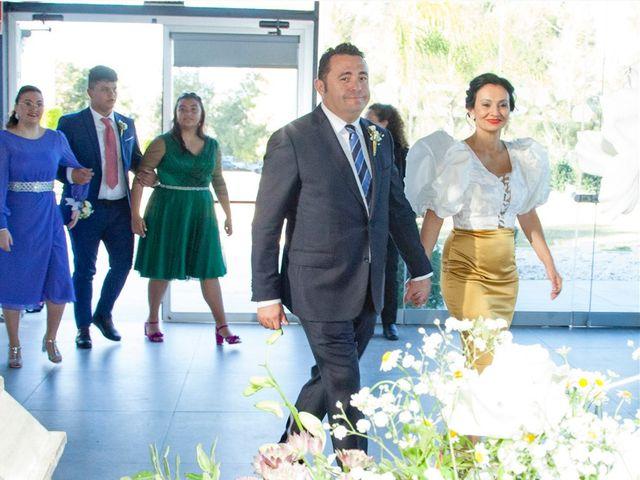 La boda de Antonio y Loles en Algorfa, Alicante 20