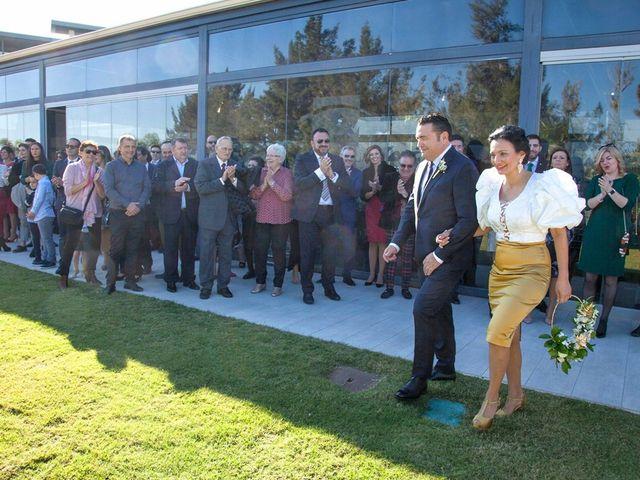 La boda de Antonio y Loles en Algorfa, Alicante 21