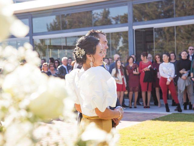 La boda de Antonio y Loles en Algorfa, Alicante 27