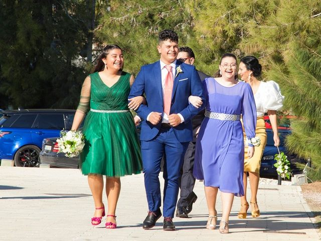 La boda de Antonio y Loles en Algorfa, Alicante 35