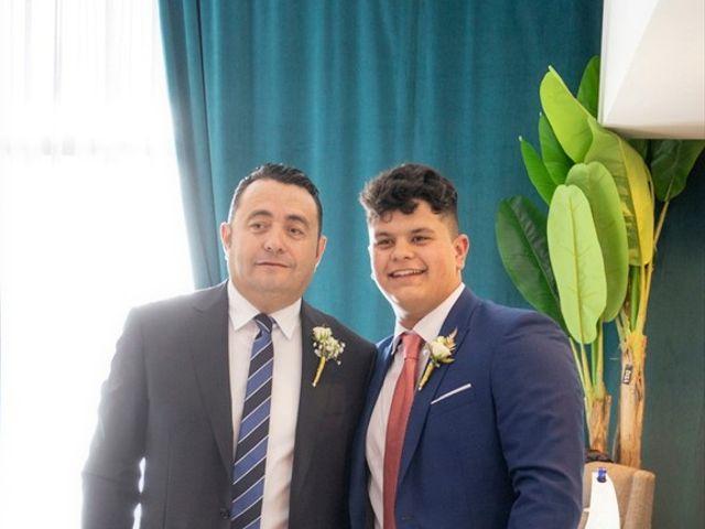 La boda de Antonio y Loles en Algorfa, Alicante 45