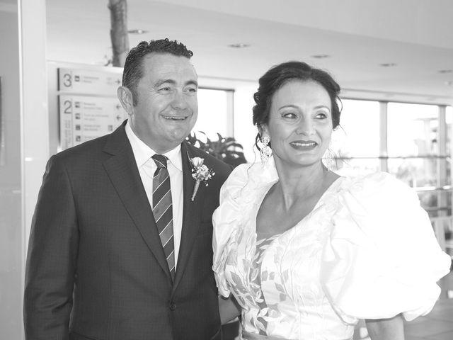 La boda de Antonio y Loles en Algorfa, Alicante 52