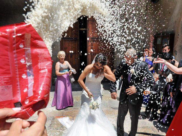 La boda de Mari y Jordi en Llagostera, Girona 18