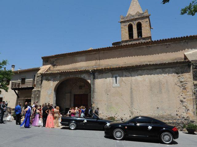 La boda de Mari y Jordi en Llagostera, Girona 19