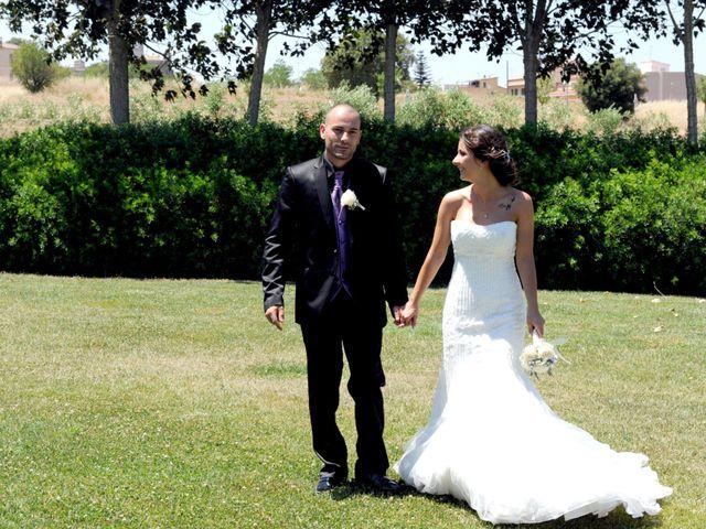 La boda de Mari y Jordi en Llagostera, Girona 23