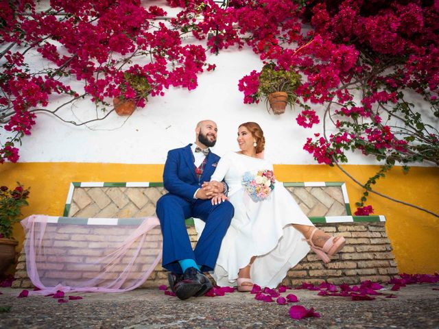 La boda de Patricia y Manuel