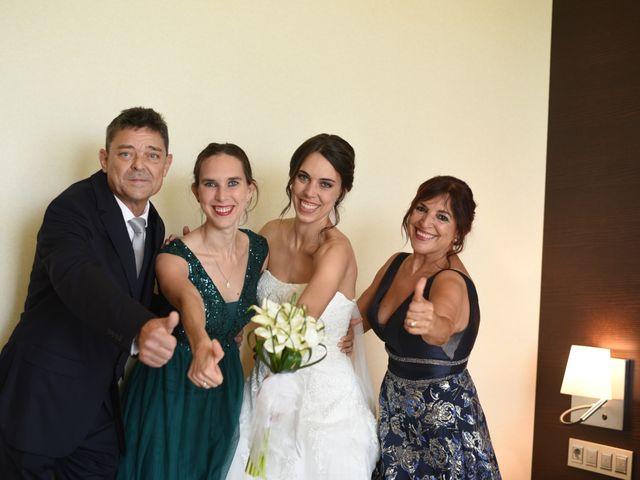 La boda de Aroa y Marc en Santa Coloma De Farners, Girona 14