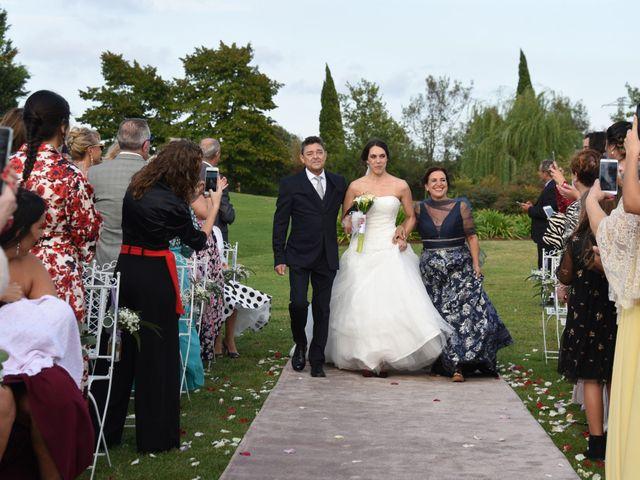 La boda de Aroa y Marc en Santa Coloma De Farners, Girona 19