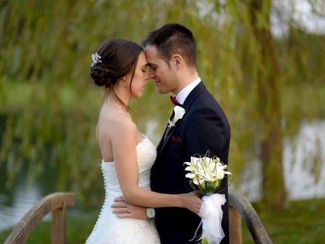 La boda de Aroa y Marc en Santa Coloma De Farners, Girona 23
