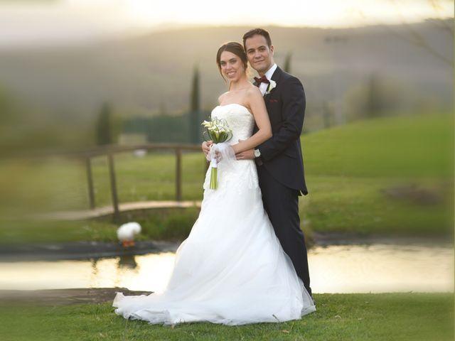 La boda de Marc y Aroa