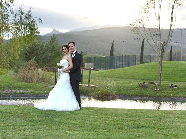 La boda de Aroa y Marc en Santa Coloma De Farners, Girona 26