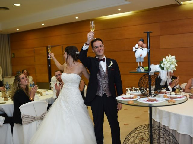 La boda de Aroa y Marc en Santa Coloma De Farners, Girona 28