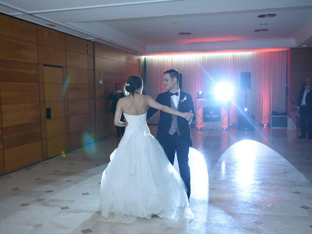 La boda de Aroa y Marc en Santa Coloma De Farners, Girona 30