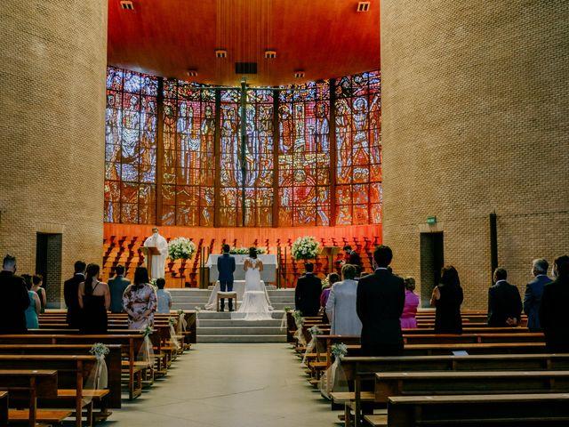 La boda de Esther y Francisco en Alcalá De Henares, Madrid 34