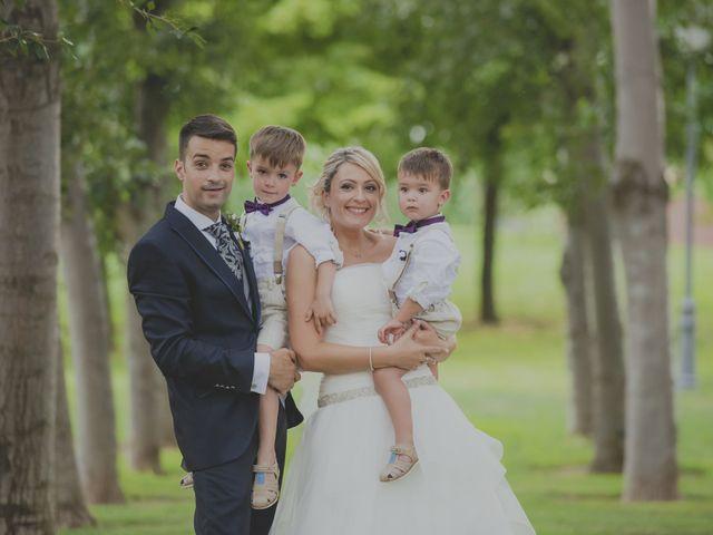 La boda de Anna y Joel en Bellvis, Lleida 39