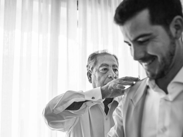 La boda de Alberto y Guadalupe en Alcobendas, Madrid 5