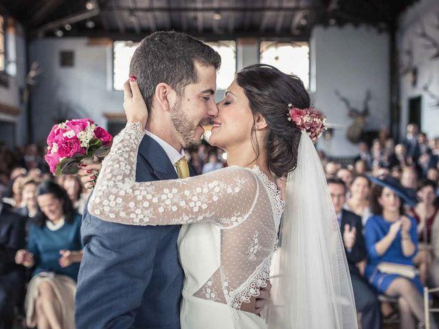 La boda de Alberto y Guadalupe en Alcobendas, Madrid 18
