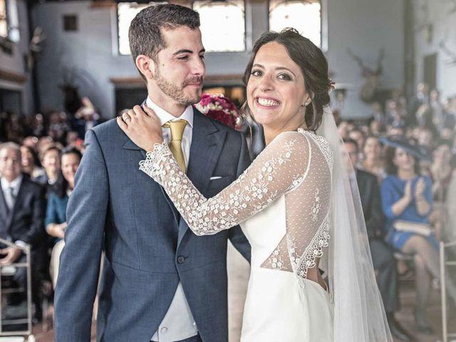 La boda de Alberto y Guadalupe en Alcobendas, Madrid 19