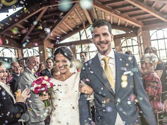 La boda de Alberto y Guadalupe en Alcobendas, Madrid 20