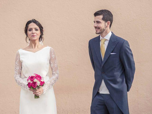 La boda de Alberto y Guadalupe en Alcobendas, Madrid 25
