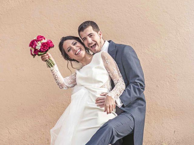 La boda de Guadalupe y Alberto