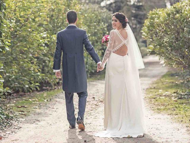 La boda de Alberto y Guadalupe en Alcobendas, Madrid 26