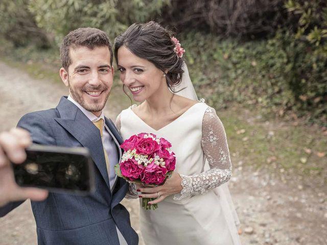 La boda de Alberto y Guadalupe en Alcobendas, Madrid 28