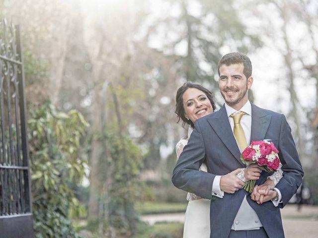 La boda de Alberto y Guadalupe en Alcobendas, Madrid 29