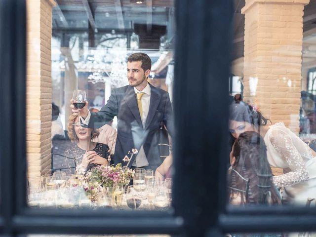 La boda de Alberto y Guadalupe en Alcobendas, Madrid 33