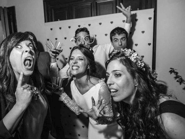 La boda de Alberto y Guadalupe en Alcobendas, Madrid 38