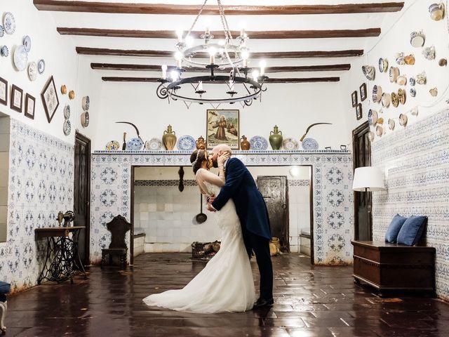 La boda de Victoria y Marcos