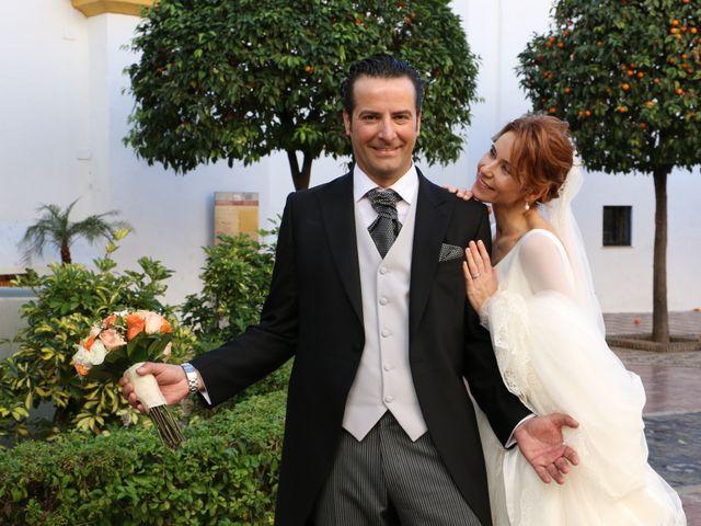 La boda de Manuel y Alicia en Marbella, Málaga 2