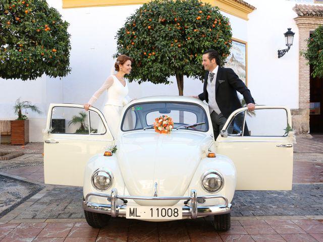 La boda de Manuel y Alicia en Marbella, Málaga 4