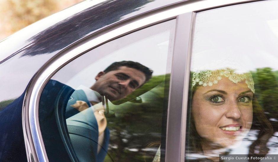 La boda de David y Carmen en San Clemente, Cuenca