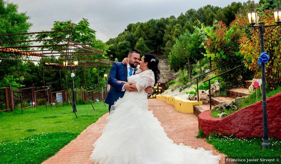 La boda de Julián y Rosa en Tarancon, Cuenca