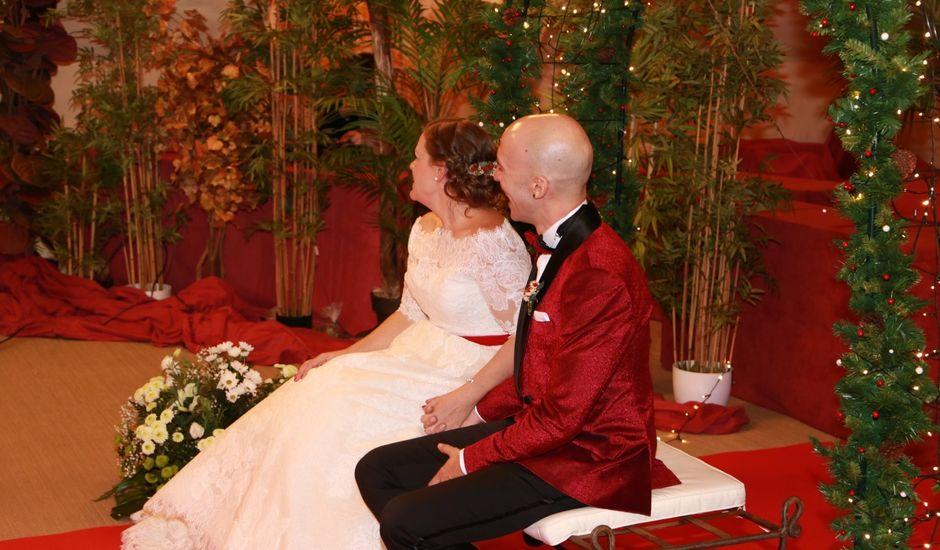 La boda de Josu y Noe en Madrid, Madrid