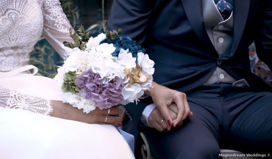 La boda de José Carlos y Sara en Ecija, Sevilla