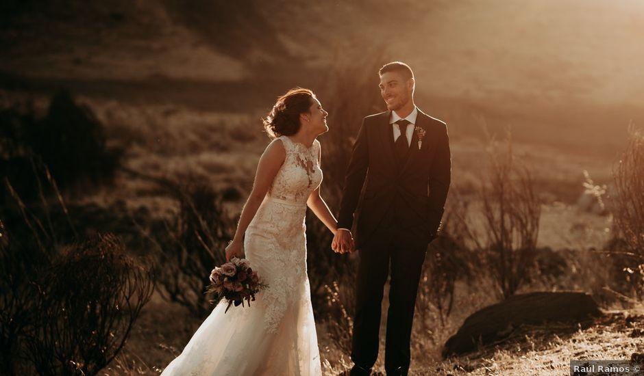 La boda de Erik y Salomé en Cruz De Tejeda, Las Palmas