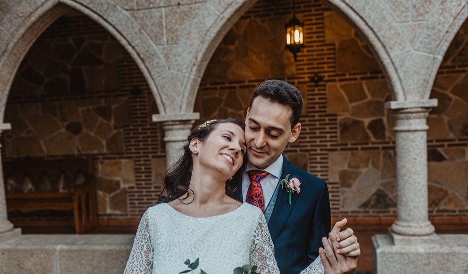 La boda de Nacho  y Marta en El Tiemblo, Ávila