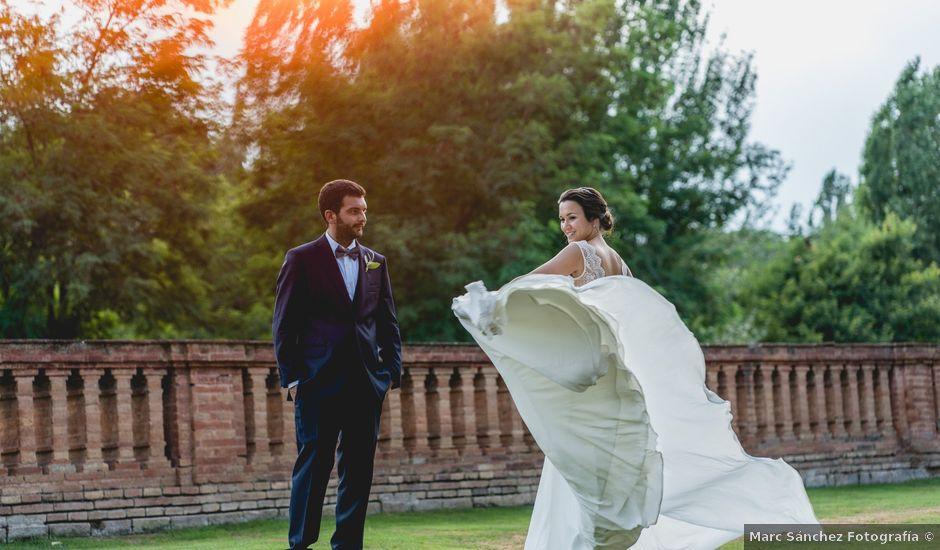 La boda de Andreu y Sarah en Sant Cugat Del Valles, Barcelona