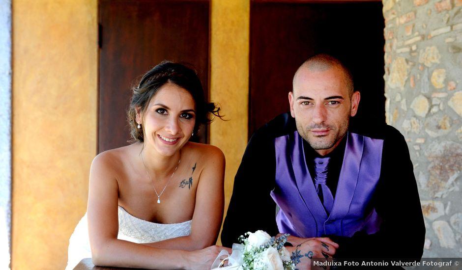La boda de Mari y Jordi en Llagostera, Girona