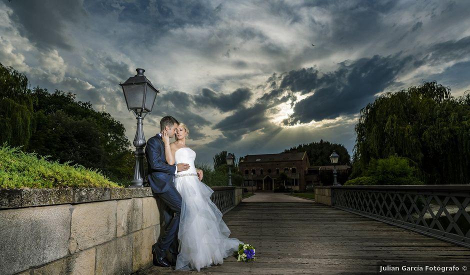 La boda de Anna y Joel en Bellvis, Lleida