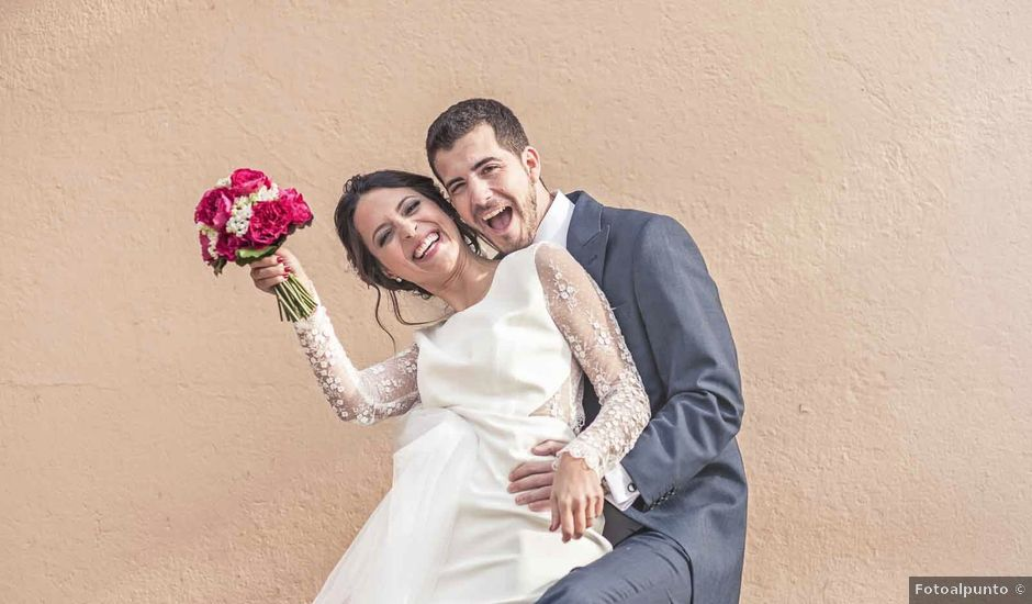 La boda de Alberto y Guadalupe en Alcobendas, Madrid