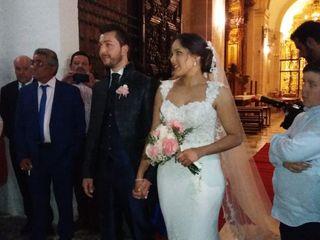 La boda de Victoria y Jose 2