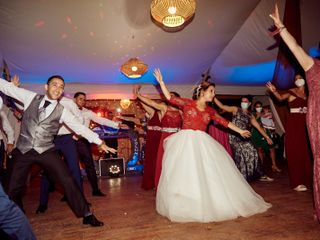 La boda de Rocío y Alberto 2