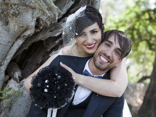 La boda de Carolina y Jonathan