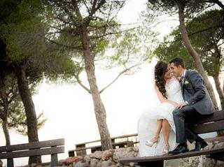 La boda de Mónica y Sebas