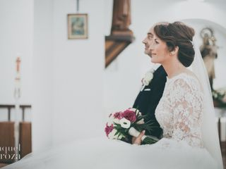La boda de  Natalia y Rafael 1