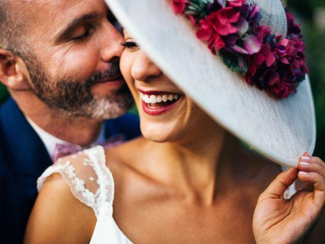 La boda de Maria y Paco