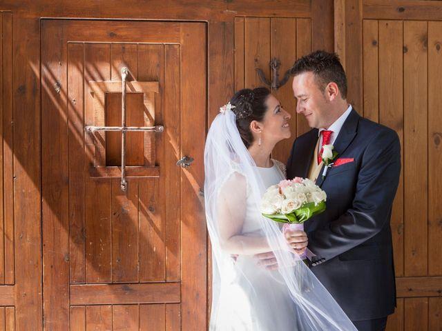 La boda de Laura y Carlos